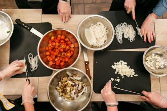 Cooking Classes As Preventive Medicine