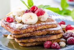 No Egg French Toast Made Perfect With Aquafaba